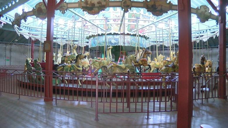 dentzel carousel