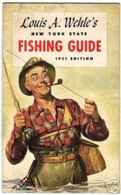 NY Fishing Guide 1951